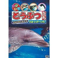 うみのおともだち 「イルカ・シャチ・ペンギン」 [DVD]