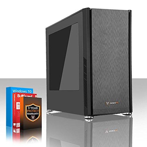 Fierce ALPAR240-DSTARJAS 8Go RAM, 1To HDD, Vega 11 PC alleen met Windows 10