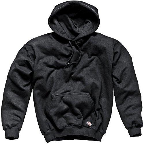 Dickies SH11300 BK L Kapuzen-Sweatshirt Größe L in schwarz, L