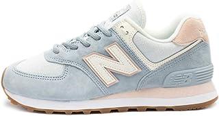 new balance Women's 574 Grey Running Shoe