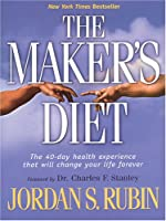 The Maker's Diet (Thorndike Health, Home & Learning)
