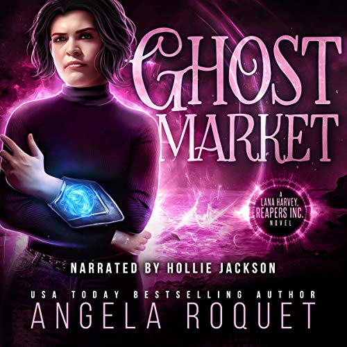 Ghost Market audiobook cover art