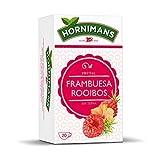Hornimans - Bolsitas De Té Frambuesa Rooibos 20 x 1,5 g