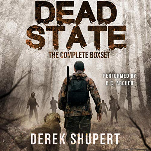 Dead State: The Complete Boxset cover art