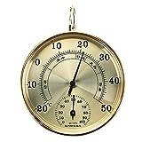 kunse guscio in alluminio di alta precisione per la casa indoor outdoor termometro igrometro aria psicrometro