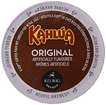 Kahlua Original K-Cup Portion Pack for Keurig K-Cup Brewers 24-Count  Pack of 2