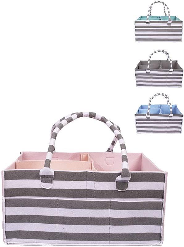 Caddy Organizer 4 Colors Large Tote Bag Newborn Essentials Car Organizer Diaper Caddy Nursery Storage Basket Craft Storage And Organization Baby Shower Registry Must Have