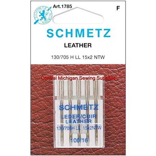 Lowest Prices! PAIGELE supplier FOR SCHMETZ Leather Sewing Machine Needles 15x2 Size 16 FOR Singer W...