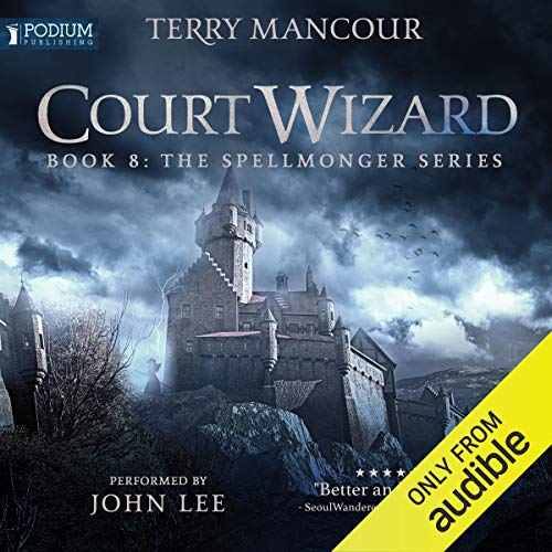 Couverture de Court Wizard