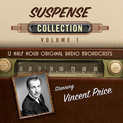 The Suspense, Collection 1 audiobook cover art