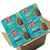 Enjoy Life Gluten Free Nut Free & Vegan Breakfast Cookies Variety Pack, 4 Count Boxes, 20 Bars