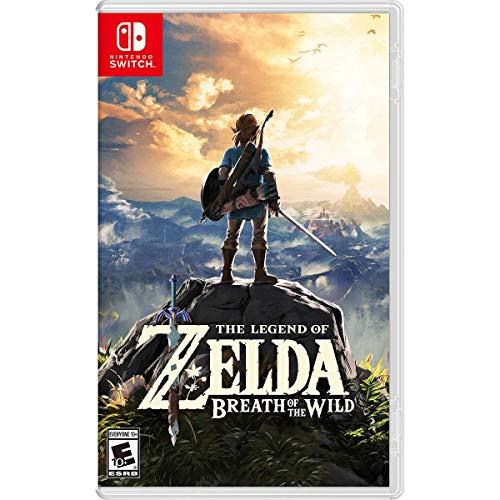 The Legend of Zelda: Breath of the Wild - Nintendo...