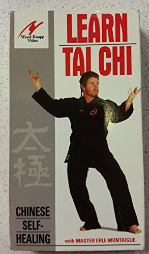Learn Tai Chi Chinese Self Healing [VHS]