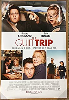 Best guilt trip movie poster Reviews