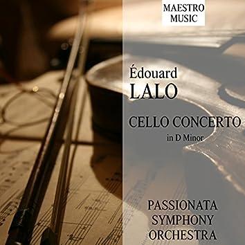 Lalo: Cello Concerto in D Minor