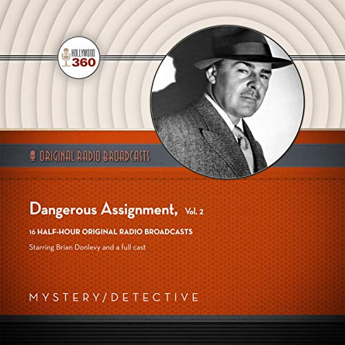 Dangerous Assignment, Vol. 2 audiobook cover art