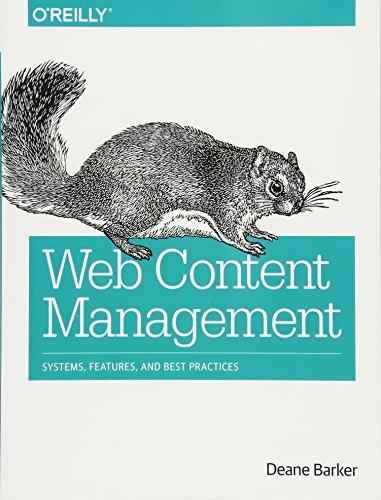 Web Content Management: Patterns and Best Practices