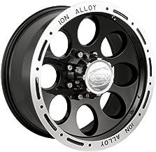 Ion Alloy 174 Black Beadlock Wheel (18x9