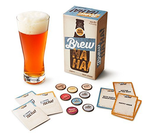 Brew Ha Ha! The Crafty Game For Beer Lovers by UNCORKED! Games
