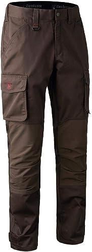 Deerhunter Rogaland Pantalon Extensible - Marron Feuille 26 26