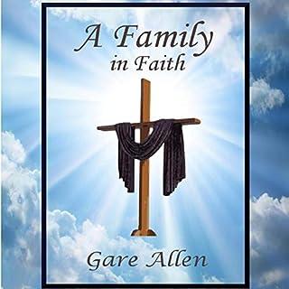 A Family in Faith audiobook cover art