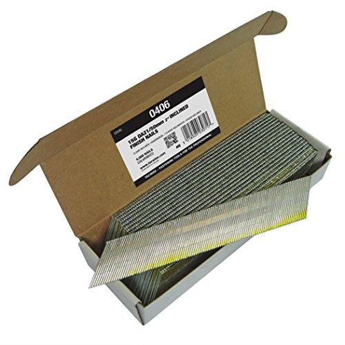 Tacwise 0406 Nägel Geneigt 15G/50mm (4.000 Stück pro Verpackung)