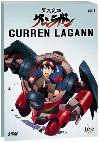 Gurren Lagann-Partie 1-Simple