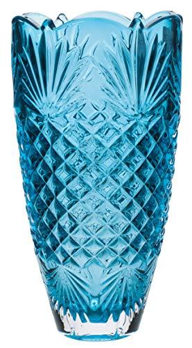 Vaso Bohemia Transparente Cristal Ecológico