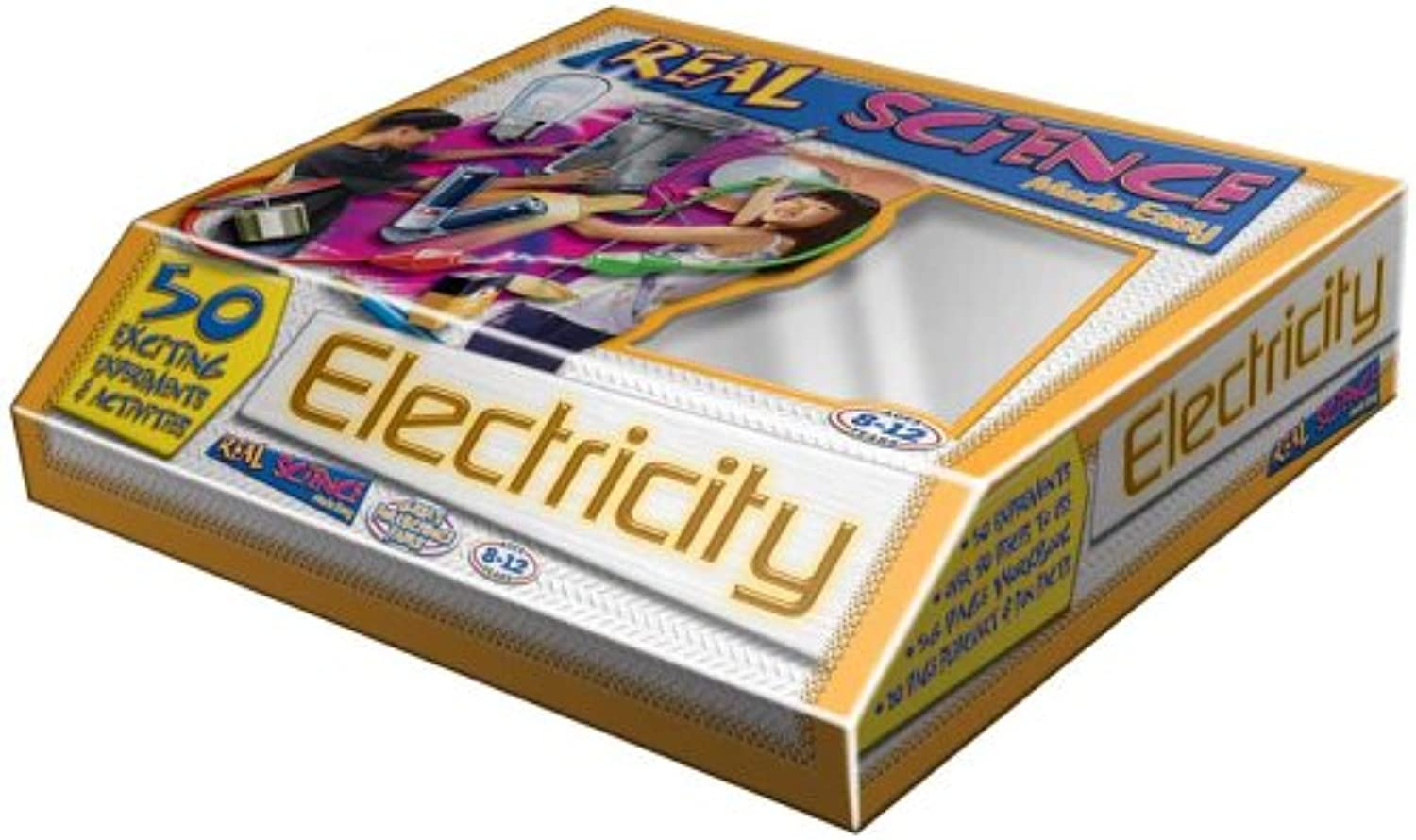 Real Science Made Easy  Electricity