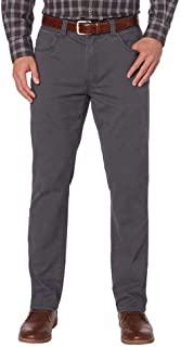 G.H. Bass Men's Brushed Twill Pant