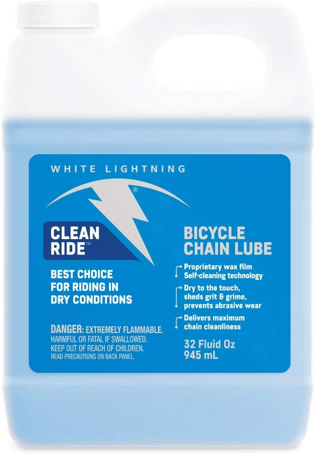 White Lightning Clean Ride store The Self-Cleaning Wax Original Popular products Bicycl