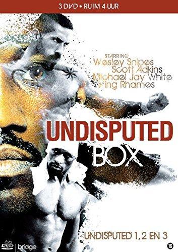 dvd - Undisputed 1-3 (1 DVD)