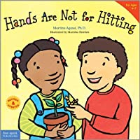 Hands Are Not for Hitting (Best Behavior(r) Paperback)