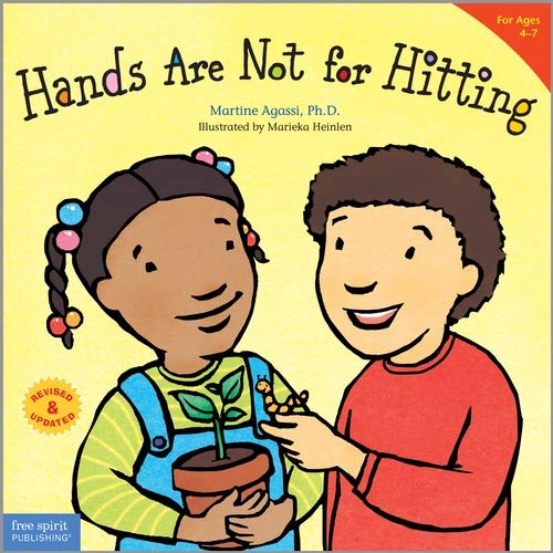 Hands Are Not for Hitting: Revised & Updated (Ages 4-7, Paperback)