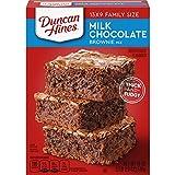 Duncan Hines Brownie Mix, Milk Chocolate, 18 oz