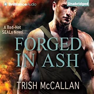 Forged in Ash audiobook cover art