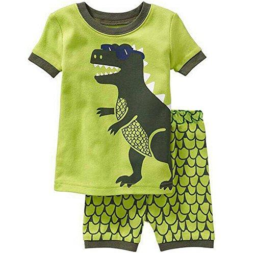 Conjunto de Pijama para niños Ropa de Dormir de algodón