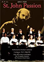 St John Passion [DVD] [Import]