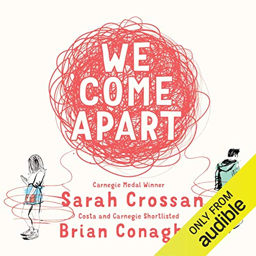 We Come Apart audiobook cover art