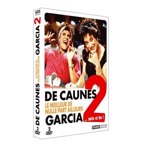 De Caunes / Garcia : Le Meilleur de Nulle Part Ailleurs, Vol.2