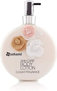 Washami Shin Care Body Lotion elegant Fragrance COCO PeRFUMe