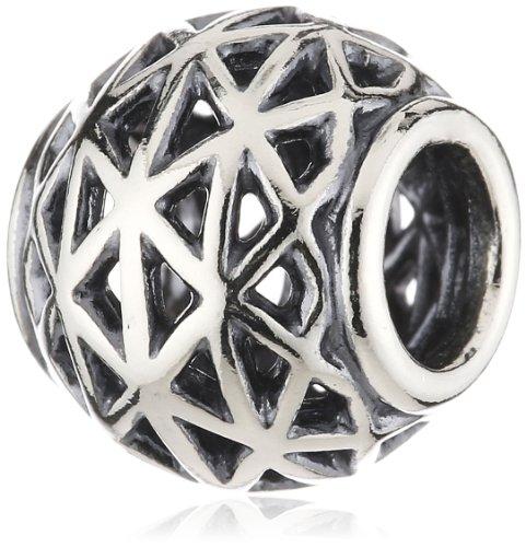 Pandora Damen-Charm Abstrakt Sterlingsilber 790956
