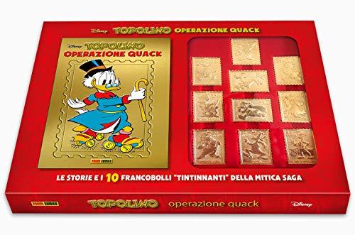 #MYCOMICS Topolino Operazione Quack - Francobolli Disney Special Events 10 - Panini Comics Disney
