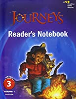 Journeys Reader's Notebook, Grade 3