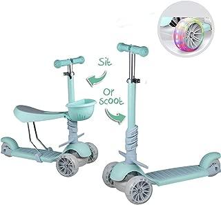 Vinteky Patinete Niño Scooter para Niños de 2-8 Años 2 en