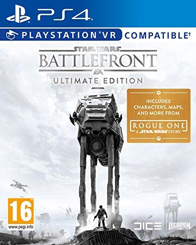 Star Wars Battlefront Ultimate Edition (Sony PS4/PSVR)