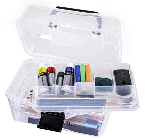 ArtBin Translucent, 6890AG Small Project Box, Clear
