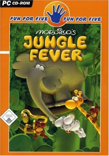 Fun For Five - Mordillo's Jungle Fever