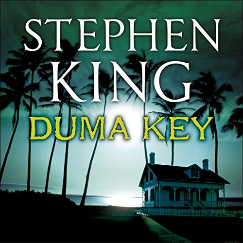 Duma Key                   By:                                                                                                                                 Stephen King                               Narrated by:                                                                                                                                 John Slattery                      Length: 21 hrs     882 ratings     Overall 4.4