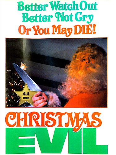 Christmas Evil (You Better Watch Out) [VHS Retro Style] 1980